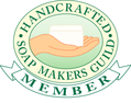 Handcrafted Soap Makers Guild Member Medallion